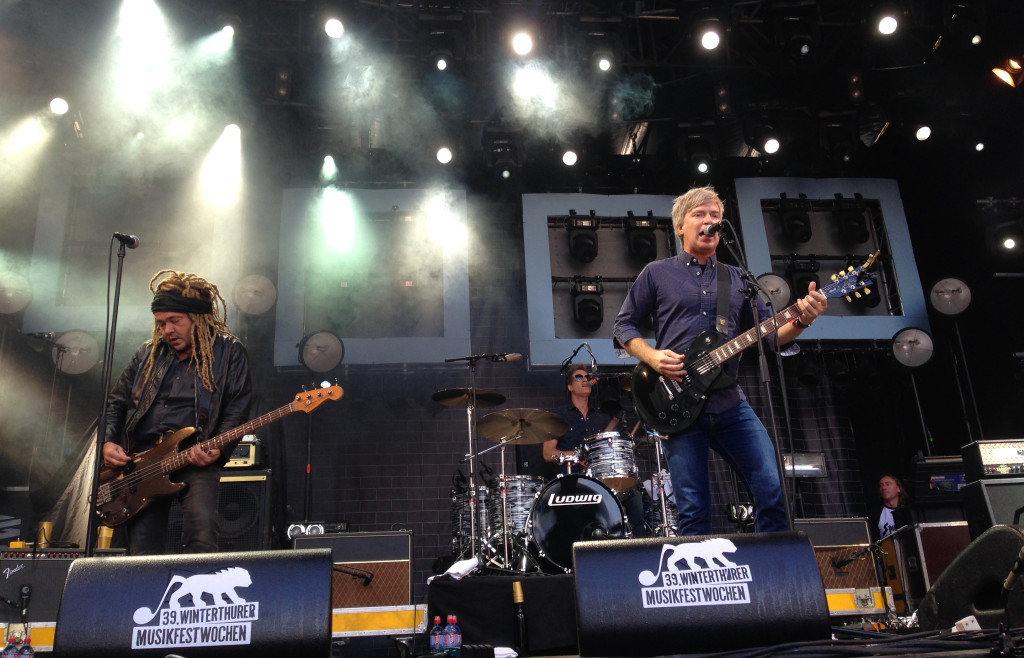 Nada Surf live in Winterthur