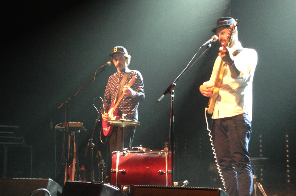 WhoMadeWho als Duo am m4music Festival 2014 (28.03.14)