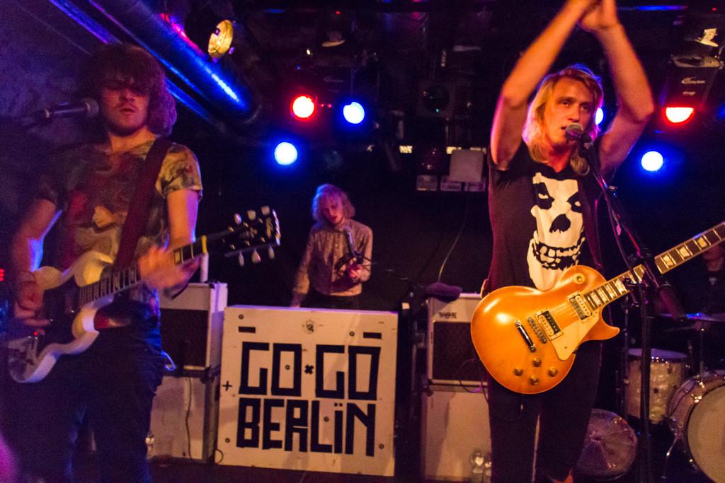 Go Go Berlin im Werk 21