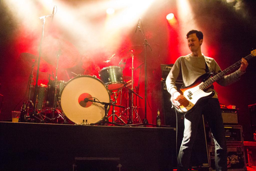 Chris Cain, Bassist von We Are Scientists
