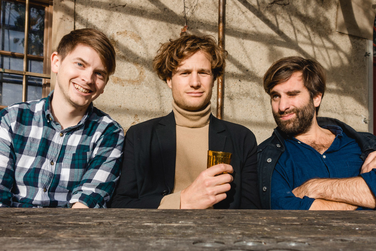 Shout out louds ease my mind