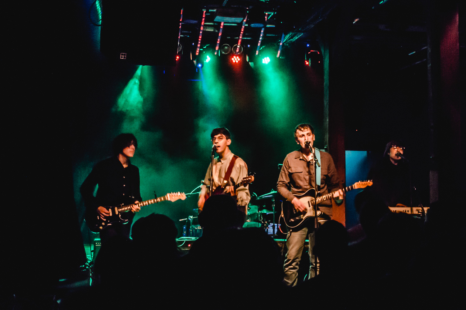 The Pains of Being Pure at Heart